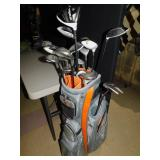 RBZ GOLF CLUBS & BAG