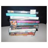 DVDS INCLUDING BRUNO UNOPENED HAPPY GILMORE ECT.