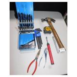 ASSORTED TITAN TOOLS ,29 PC DRILL SET ,ALLEN