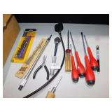 ASSORTED TITAN TOOLS, ALLEN WRENCHES,
