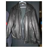 MARC NY XL BLACK LEATHER,