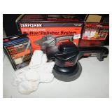"7"" CRAFTSMAN BUFFER/POLISHER SYSTEM, ELECTRIC"