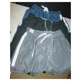 SWIMMING TRUNKS SIZE L & XL; SHORTS SIZE 36 GREG