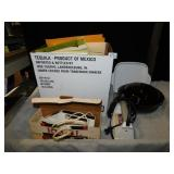 OFFICE SUPPLIES, IRON TEFON COATED, VISIONS WARE