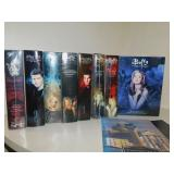 BUFFY THE VAMPIRE SLAYER DVD MANY SEALED