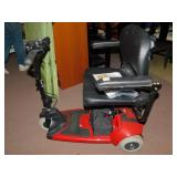 WORKING ELECTRIC WHEEL CHAIR GOOD COND