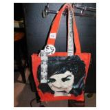ANDY WARHOL BAG - JACKIE KENNEDY 1964 W/ INSIDE