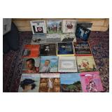 LARGE GROUP OF ALBUMS