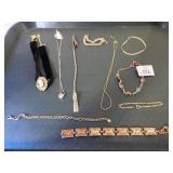 ASSORTMENT OF BRACELETS AND NECKLACES