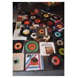45 RECORDS 20+ BIRDS, PETER GABRIEL, ETC.
