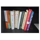 COOKBOOKS INCL. MISS AMERICA, BETTY CROCKER, ETC.