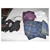 KING TWO SETS OF SHEETS- GLOVES, STETHOSCOPE