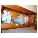 ICETRAYS, MUFFIN PANS, PLATE HOLDERS, ETC.