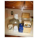 ELECTRIC CAN OPENER, VINTAGE TIMER, AND OTHERS,