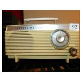 VINTAGE RADIO CHANNEL MASTER 6 TANSISTER