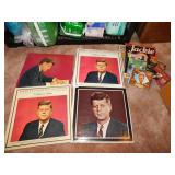 JFK ALBUMS, CD