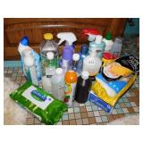 CLEANERS, HAND SOAPS, GLOVES, ETC.
