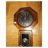 VERICHRON WALL PENDULUM CLOCK