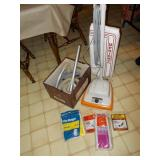 EUREKA VACUUM CLEANER WITH ATTACHMENTS