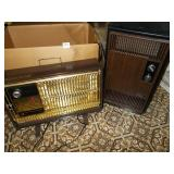 ARVIN SPACE HEATER, EDISON SPACE HEATER