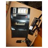 LLOYDS TAPE RECORDER AND MINI MICROPHONE IN