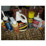 CAR CLEANERS, FABRIC CLEANER, TIRE CLEANER, ARMOR