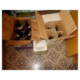 BOXES OF WINE