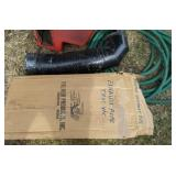 TRAC VAC EXHAUST PIPE