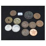 GROUPING FOREIGN COINS