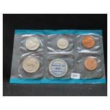 1969 UNC COIN SET BOTH P & D MINTS