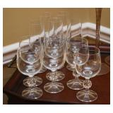 """WINE CABINET, 20"""" X 17"""" X 34H SERVING TRAY TOP,"""