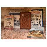 4 CIVIL WAR BOOKS - R. E. LEE, THE ROBERT E LEE