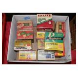 12 FULL AND PARTIAL BOXES OF 12 GA. SHOTGUN