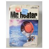 MR. HEATER MODEL: MH12T PROPANE HEATER HEAD