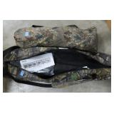 2 HUNTING GROUND BLINDS IN CARRYING CASES