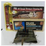 FIREARMS CLEANING KITS
