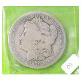 1879 S MORGAN DOLLAR G