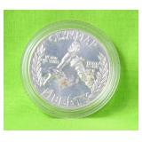 1988 D OLYMPIC SILVER DOLLAR GEM