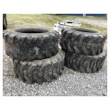 12-16.5 USED BOBCAT TIRES