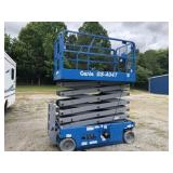 GENIE GS-4047 LIFT ONLY 57.2 HRS