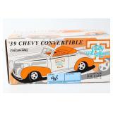 Ertl 1929 Chevy Convertible Lady Vols