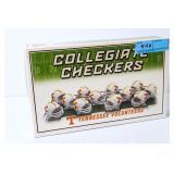 UT Vols collegiate checkers