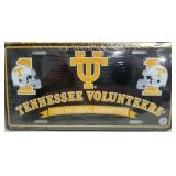 PACK OF 12 - 1998 NATIONAL CHAMPION LICENSE PLATES