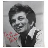 """""""PETER FALK"""" AUTOGRAPHED PHOTO PERSONALIZED TO"""