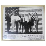 """""""CAST OF THE WEST WING"""" AUTOGRAPHED PHOTO"""