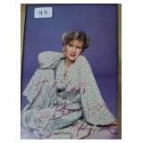 """""""DEBBIE BOONE"""" AUTOGRAPHED PHOTO PERSONALIZED TO"""
