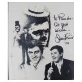 """""""JERRY LEWIS"""" AUTOGRAPHED PHOTO PERSONALIZED TO"""