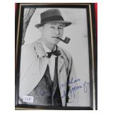 """""""ROBERT YOUNG"""" AUTOGRAPHED PHOTO"""