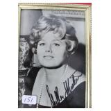 """""""SHELLY WINTERS"""" AUTOGRAPHED PHOTO"""