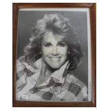 """JANE FONDA"" AUTOGRAPHED PHOTO PERSONALIZED TO MS"
